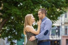 Couple Loving Stock Photo