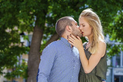 Couple Loving Stock Images