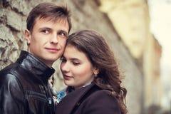 Couple man woman Royalty Free Stock Photo