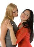 Couple Of Hot Ladies Stock Photos