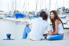 Free Couple On Vacation Stock Images - 10791424