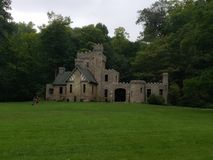 Squires castle park royalty free stock photography