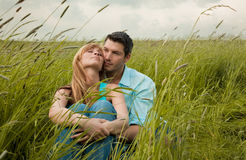 Couple people Royalty Free Stock Image