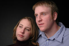 Couple photo Royalty Free Stock Photography