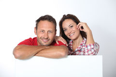 Couple portrait Royalty Free Stock Photo