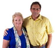 Couple portrait Royalty Free Stock Photos