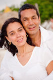 Couple portrait Stock Image