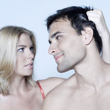 Couple relationship Royalty Free Stock Photos