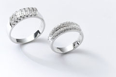Couple Ring Stock Image
