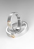 Couple ring Royalty Free Stock Photo