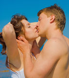 Couple Romance Stock Image