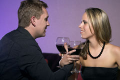 Couple Romantic Date Royalty Free Stock Images