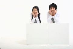 Couple's Everyday Life Royalty Free Stock Photo