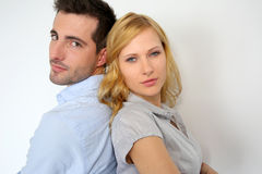 Couple's relationships Stock Photo