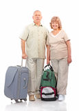 couple senior στοκ εικόνα