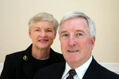 couple senior Στοκ Εικόνες