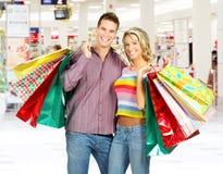 couple shopping стоковые изображения rf