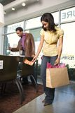 Couple shopping. Stock Photography