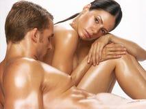 Couple skin. Stock Image