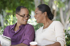 Couple Spending Time Together Stock Images