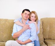 Couple spends time together Stock Photo
