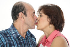 This couple still in love Royalty Free Stock Images