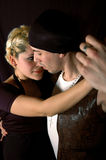Couple tango Royalty Free Stock Image