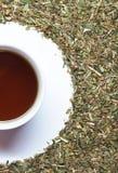 Couple tea Stock Images