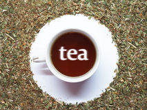 Couple tea Royalty Free Stock Photography