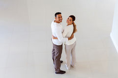 Couple in their house Royalty Free Stock Photography
