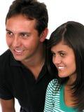 Couple Thinking Royalty Free Stock Photo