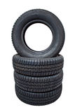 Couple tires Royalty Free Stock Photo