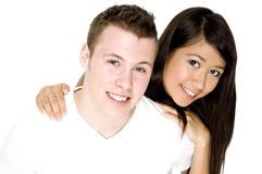 Couple Together Stock Images