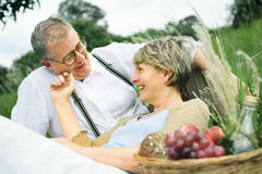 Couple Togetherness Dating Relaxation Love Concept royalty free stock images