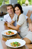 Couple On Vacation Stock Photography