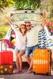 Couple vacation Royalty Free Stock Photos