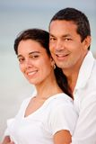 Couple on vacations Royalty Free Stock Photo