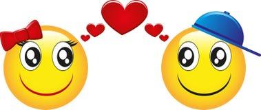 Couple valentine Royalty Free Stock Image