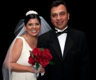 Couple very happy. Stock Photo