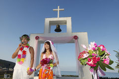 Couple wedding Royalty Free Stock Photography