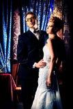 Couple wedding Stock Photo