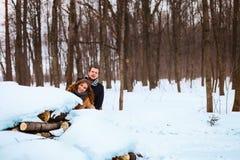 Couple. Royalty Free Stock Photos