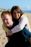 Couplel in der Liebe Lizenzfreie Stockfotografie