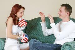Couples 5 Photographie stock libre de droits