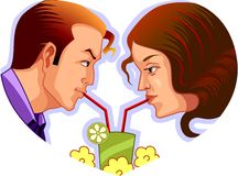 Couples Royalty Free Stock Photography