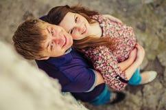 Couples. images libres de droits