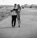 Couples Photos libres de droits