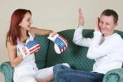 Couples 6 Image libre de droits