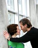 Couples #9 de foin Image libre de droits
