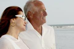 Couples aînés Image stock